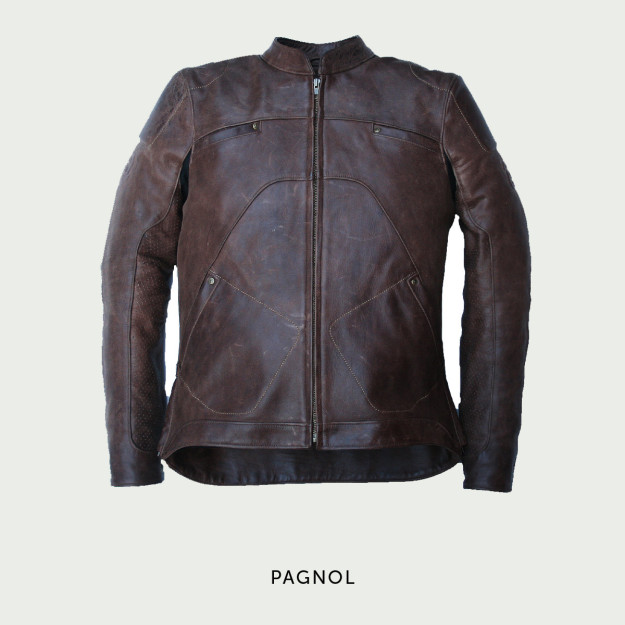 Pagnol motorcycle jacket