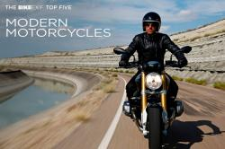 Top 5 Modern Motorcycles