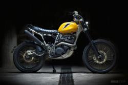 Yamaha XT600 by Sartorie Meccaniche