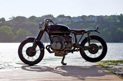 Shed-built 1973 BMW R75/5