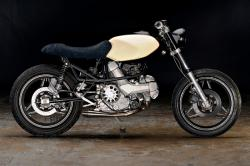 Ducati 650 Pantah by Revival Cycles