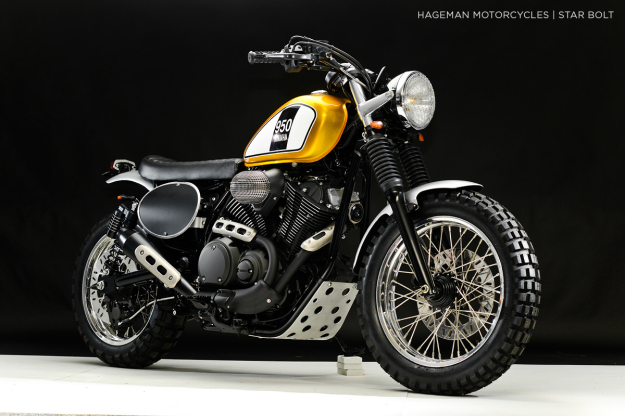 Yamaha Star Bolt by Hageman Motorcycles