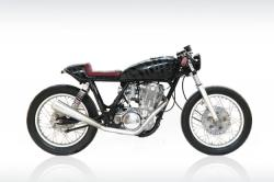 CMBL Yamaha SR500 'ZedCat'