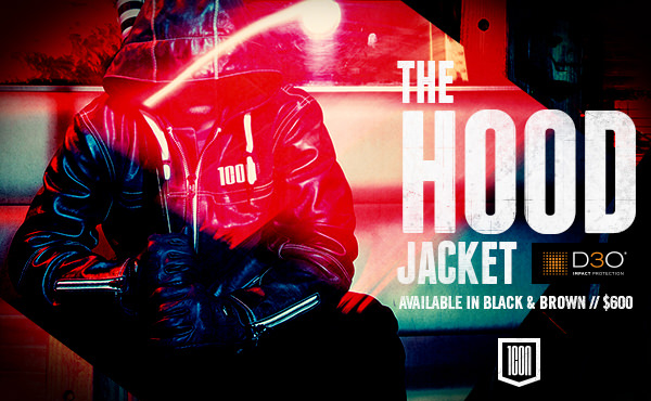 The new Icon 1000 Hood jacket