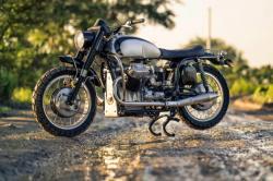Moto Guzzi Ambassador by BCR