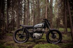 Honda CB360 by Federal Moto
