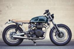 Triumph Bonneville T100 by Clutch