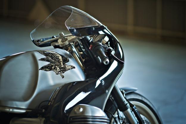 BMW R nineT by Hidemo