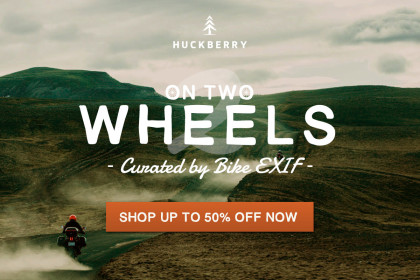 Huckberry x Bike EXIF Sale