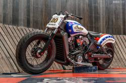 The Wall of Death Indian Scout