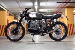 BMW Boxer by Officine Rossopuro