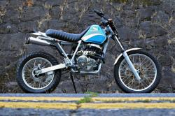 Honda XR650L by Digital Directiv