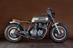 Yamaha XJ650 by Ad Hoc