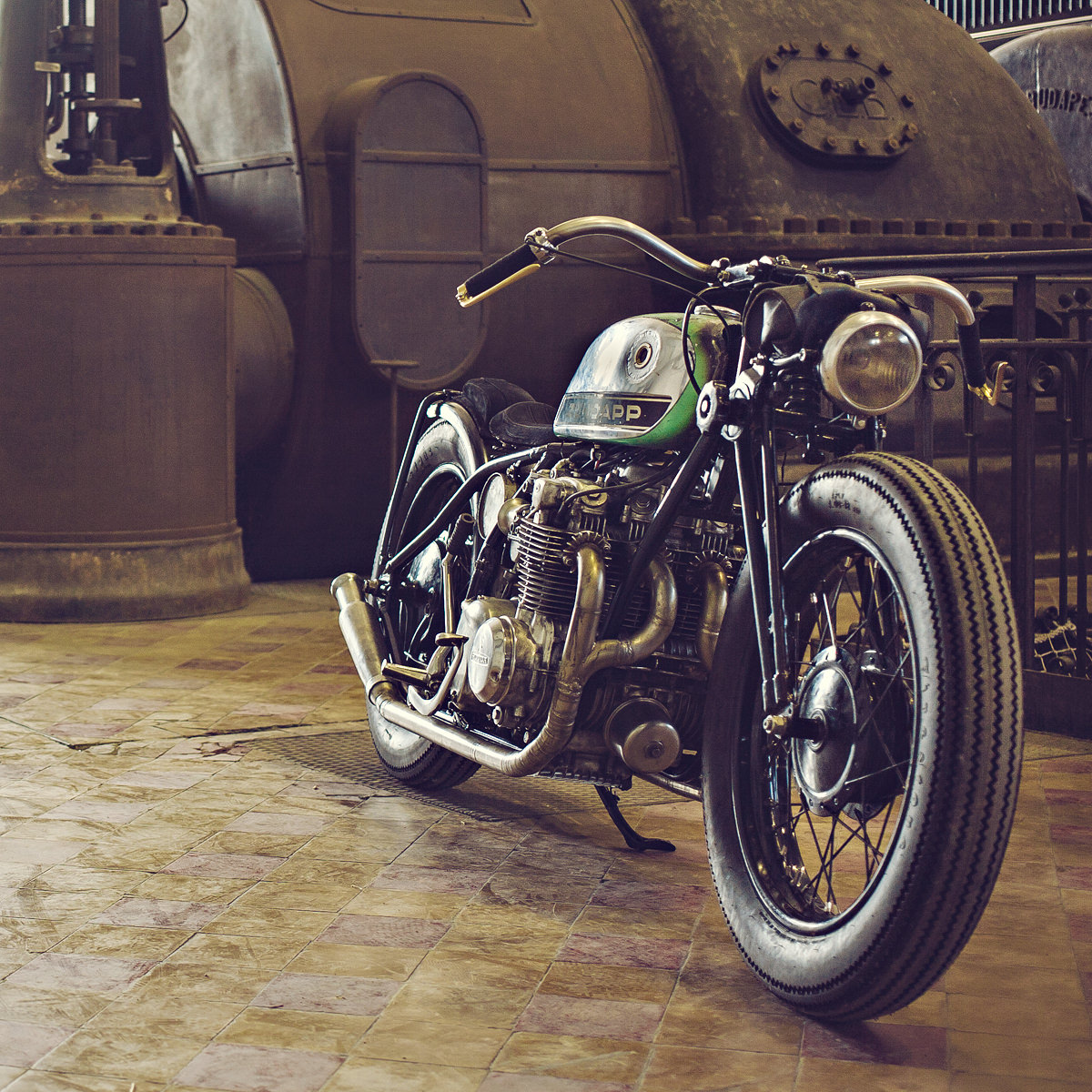 Custom Motorcycle Gas Tanks For Honda