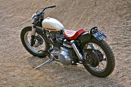 James Roper-Caldbeck's custom FLH