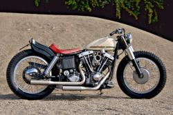 1971 Harley FLH by Jamesville