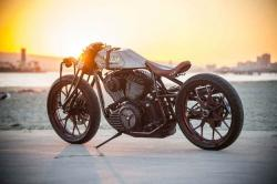 "Roland Sands x Indian: ""Track Chief"""