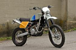 KTM 450 EXC by Walt Siegl