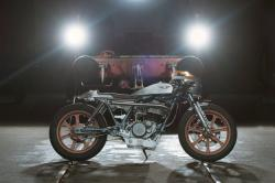 Yamaha SR500 by ExesoR Motorcycles
