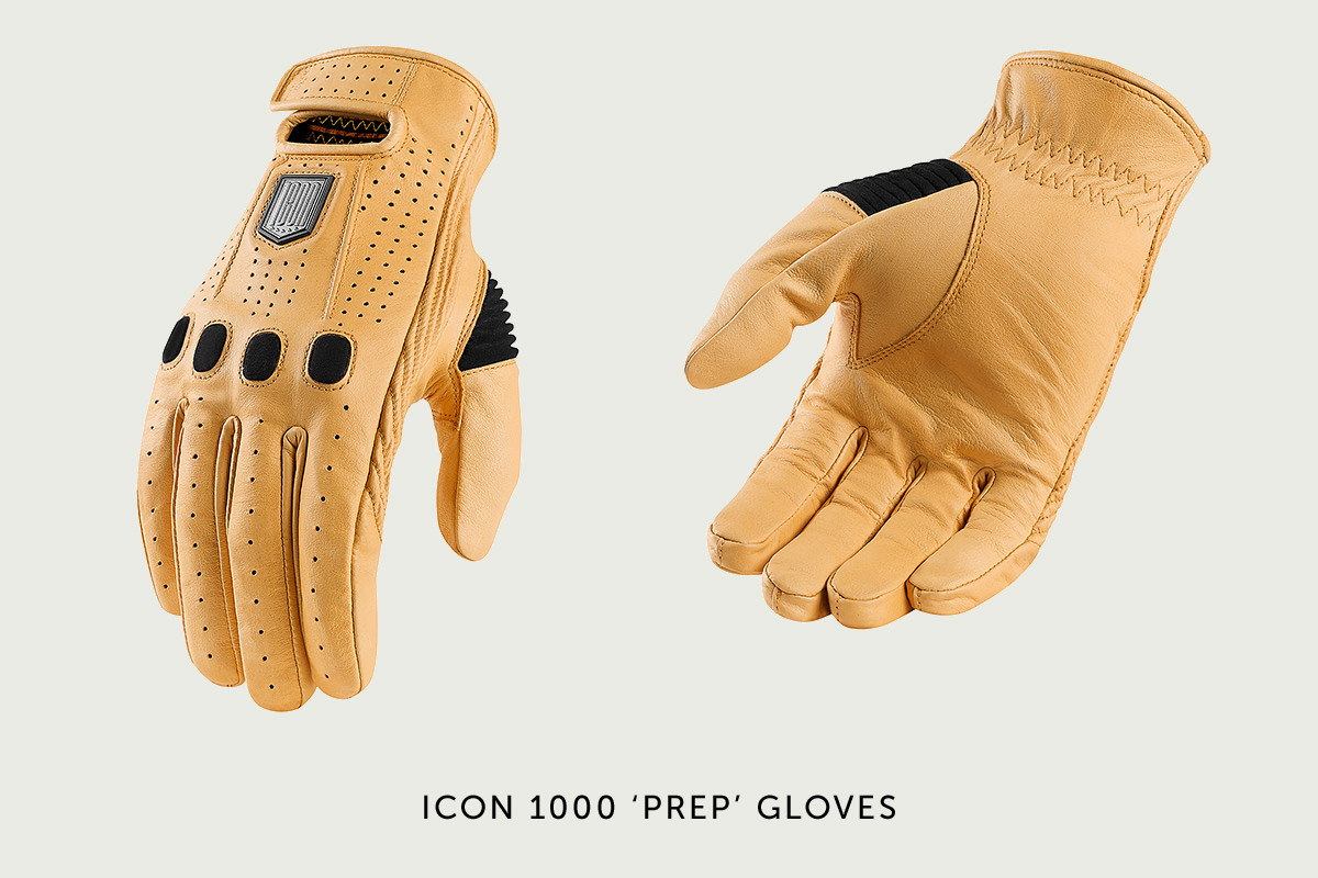 Driving gloves portland oregon - Icon 1000 Prep Glove Portland S Finest Iconoclasts Have A Knack For Making Good Gloves And The 150 Prep Is Possibly Their Most Stylish Yet