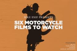 6 motorcycle films worth watching