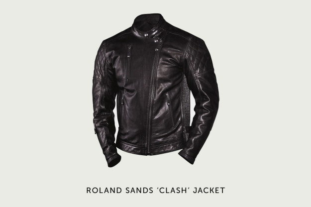 Roland Sands Clash motorcycle jacket