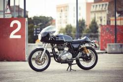 How to turn a Royal Enfield into a racebike