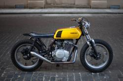 Unkillable: Ginger McCabe's XS400