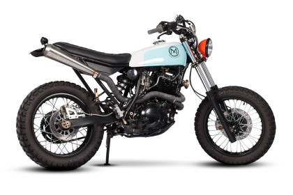 A funky, high-steppin' Yamaha XT600 custom from Maria Motorcycles