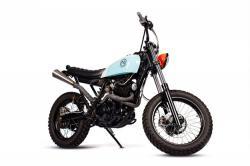 Dirty Geisha: Maria Motorcycles XT600
