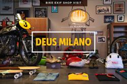 Shop visit: Deus Milano
