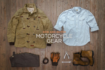 The latest and greatest new motorcycle gear, selected by Bike EXIF.