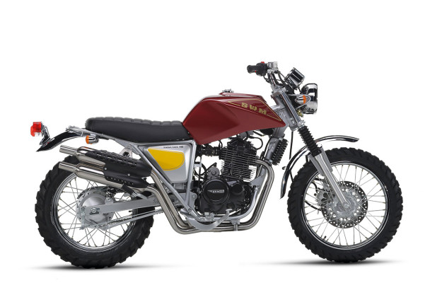 How can you not love a motorcycle brand called Speedy Working Motors? It might sound like a slogan on a Japanese t-shirt, but SWM is actually an Italian marque with a solid history going back to 1971.