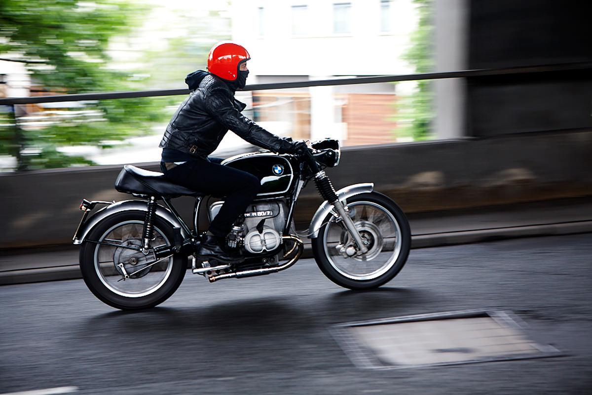 the business of customizing old motorcycles | bike exif