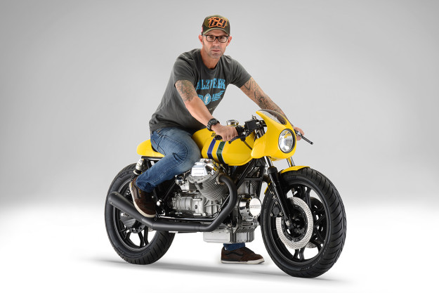 Best custom motorcycle builders: Marcus Walz.