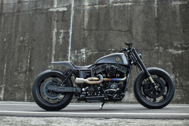 Best custom motorcycle builders: Rough Crafts.