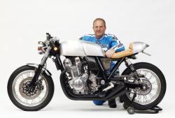Moriwaki's 40th Anniversary Honda CB1100