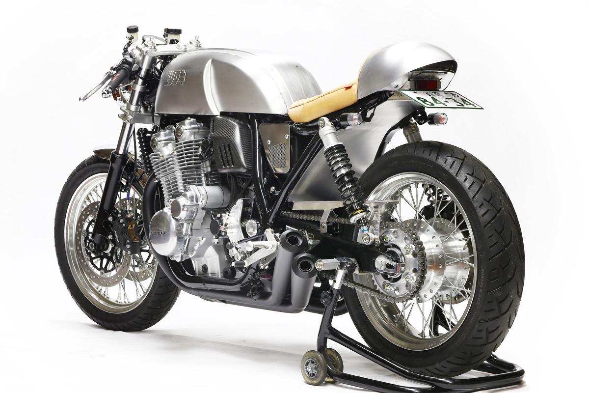 Moriwaki 40th Anniversary Honda CB1100 Cafe Racer Full Size