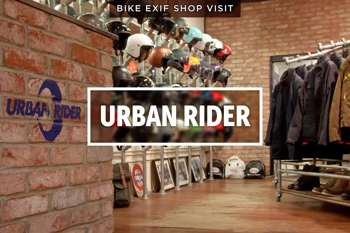 shop visit: urban rider, london | bike exif
