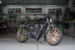 The Player: DP Customs' Racy 1200 Sportster