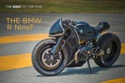 Top 5 BMW R Nine T customs