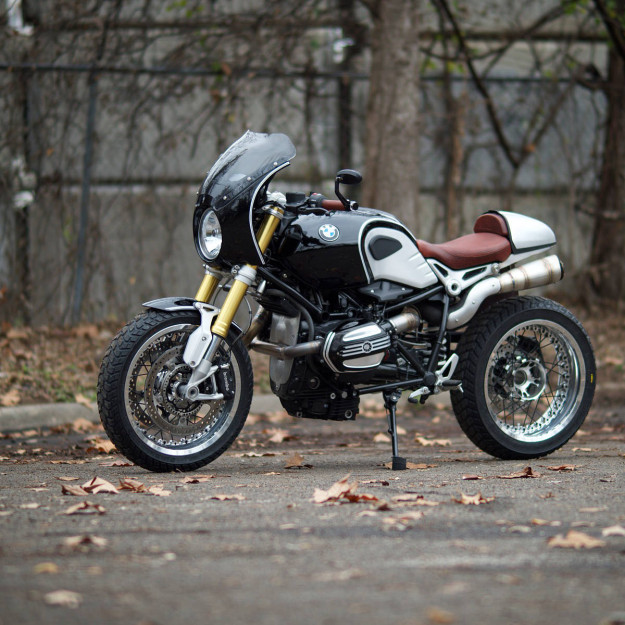 The Bison: Revival Cycles' remarkable custom BMW R nineT.
