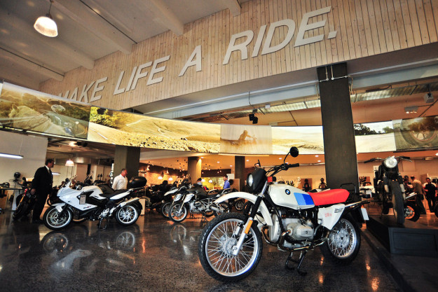 Donford Motorrad And Tribe Coffee Roasting In Cape Town