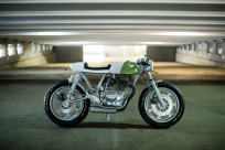 Due South: Federal Moto's Yamaha XS400