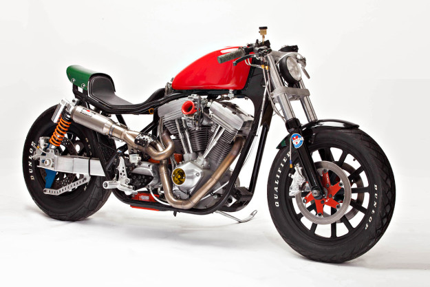 The Church Of Choppers FXR, one of the finest Harley customs of recent years, has been put on sale.