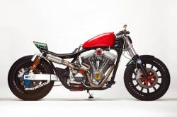 The Wright Stuff: Church Of Choppers FXR