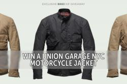 Exclusive: Win A Union Garage Robinson Jacket