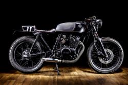 Just For Kicks: Macco Motors' XS400