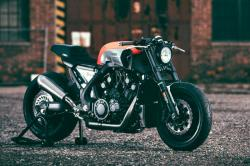 Maxed Out: Yamaha's Yard Built VMAX custom