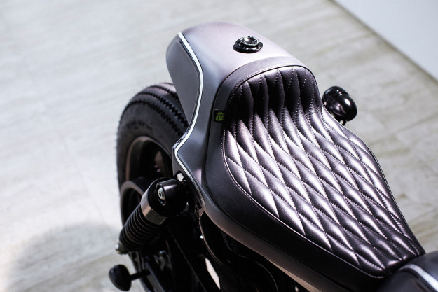 Slate Hammer: Rough Crafts' killer custom Sportster